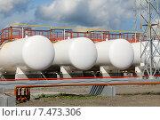 Резервуары. Стоковое фото, фотограф astrozebra / Фотобанк Лори
