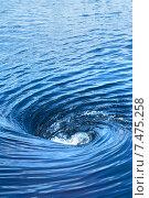 Купить «Водоворот», фото № 7475258, снято 24 мая 2015 г. (c) Икан Леонид / Фотобанк Лори
