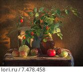 Яблочный спас. Стоковое фото, фотограф Елена Рубинская / Фотобанк Лори