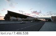 Купить «Санкт-Петербург. Аэропорт Пулково», эксклюзивный видеоролик № 7486538, снято 27 мая 2015 г. (c) Литвяк Игорь / Фотобанк Лори