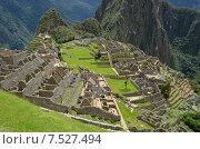 Перу. Мачу-Пикчу (2015 год). Стоковое фото, фотограф Дмитрий Муромцев / Фотобанк Лори