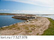 Дорога на остров Муксалма. Соловецкие острова., фото № 7527978, снято 11 июня 2014 г. (c) Юлия Бабкина / Фотобанк Лори