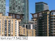 Купить «Архитектура Лондона», фото № 7542582, снято 7 марта 2015 г. (c) Михаил Трибой / Фотобанк Лори