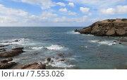 Атлантический океан (2014 год). Стоковое фото, фотограф Елена Утенкова / Фотобанк Лори