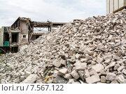 Разрушенный дом. Стоковое фото, фотограф Andrei Nekrassov / Фотобанк Лори