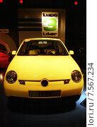 Купить «Wolfsburg, Germany, VW Lupo», фото № 7567234, снято 26 сентября 2000 г. (c) Caro Photoagency / Фотобанк Лори