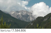 Вершины Олимпа (2015 год). Стоковое видео, видеограф Олег Жигунов / Фотобанк Лори