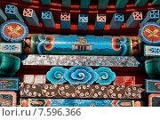 Иволгинский дацан в Улан-Удэ (2011 год). Стоковое фото, фотограф Павел Нефедов / Фотобанк Лори