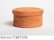 Купить «Шкатулка из бересты», эксклюзивное фото № 7607510, снято 22 июня 2015 г. (c) Яна Королёва / Фотобанк Лори