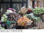 Каирский базар. Стоковое фото, фотограф Юлия Лесунова / Фотобанк Лори