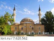 Мечеть Джума-Джами в Евпатории. Крым. (2010 год). Стоковое фото, фотограф Алексей Голубенко / Фотобанк Лори