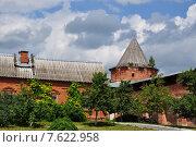 Кремль в Зарайске (2013 год). Редакционное фото, фотограф Светлана Хромова / Фотобанк Лори