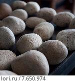 Купить «Close-up of pebbles, Uma Paro, Paro District, Bhutan», фото № 7650974, снято 24 октября 2010 г. (c) Ingram Publishing / Фотобанк Лори