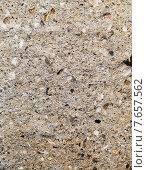 Фон разрушающийся старый бетон. Стоковое фото, фотограф Владимир Ходатаев / Фотобанк Лори