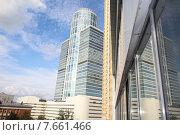 Архитектура современного мегаполиса (2015 год). Стоковое фото, фотограф demon15 / Фотобанк Лори