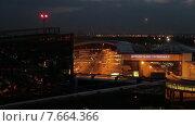 Аэропорт Шереметьево. Стоковое видео, видеограф Артем Шутов / Фотобанк Лори