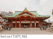 Купить «Синтоисткий храм Канда Мёдзин в Токио, Япония», фото № 7671162, снято 25 мая 2015 г. (c) Иван Марчук / Фотобанк Лори