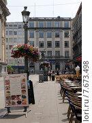 Купить «На улицах Брюсселя», фото № 7673498, снято 4 июля 2015 г. (c) Эдуард Цветков / Фотобанк Лори