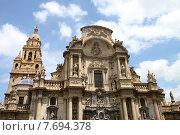 Кафедральный собор, Испания. Мурсия (2013 год). Стоковое фото, фотограф Майя Галенко / Фотобанк Лори