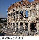 Римский Колизей (2014 год). Редакционное фото, фотограф Vladimir Oboliaev / Фотобанк Лори