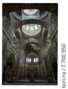 Купить «Собор Святого Пантелеймона в Новоафонском монастыре, Абхазия», фото № 7700950, снято 20 сентября 2018 г. (c) Борис Кавашкин / Фотобанк Лори