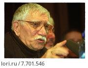 Купить «Армен Джигарханян», фото № 7701546, снято 25 февраля 2020 г. (c) Борис Кавашкин / Фотобанк Лори