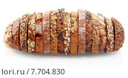 Купить «Assorted German Bread Slices Formed as One», фото № 7704830, снято 21 марта 2019 г. (c) PantherMedia / Фотобанк Лори