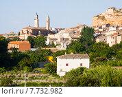 Ordinary spanish town. Borja. Стоковое фото, фотограф Яков Филимонов / Фотобанк Лори