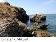 Мыс Казантип (2014 год). Редакционное фото, фотограф Людмила Егорова / Фотобанк Лори