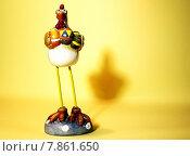 Купить «yellow easter chicken hen cackle», фото № 7861650, снято 18 июня 2019 г. (c) PantherMedia / Фотобанк Лори