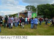 Купить «Праздник Сабантуй в Коломенском парке в Москве 18 июля 2015», эксклюзивное фото № 7933362, снято 18 июля 2015 г. (c) lana1501 / Фотобанк Лори