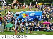 Купить «Праздник Сабантуй в Коломенском парке в Москве 18 июля 2015», эксклюзивное фото № 7933390, снято 18 июля 2015 г. (c) lana1501 / Фотобанк Лори