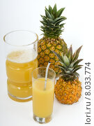 Купить «Drink juice vitamins pineapple vitamines», фото № 8033774, снято 19 августа 2019 г. (c) PantherMedia / Фотобанк Лори