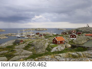 Купить «rock harbor sweden harbours evening», фото № 8050462, снято 24 января 2019 г. (c) PantherMedia / Фотобанк Лори