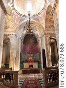 Армянская церковь во Львове, Украина (2015 год). Стоковое фото, фотограф Антон Глущенко / Фотобанк Лори