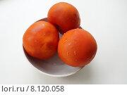 Спелые помидоры. Стоковое фото, фотограф Владимир Жиров / Фотобанк Лори