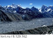 Купить «nature blue view high mountain», фото № 8129162, снято 17 июля 2019 г. (c) PantherMedia / Фотобанк Лори
