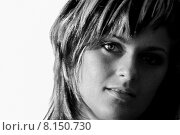 woman caucasian portrait girl looking. Стоковое фото, фотограф Zbigniew Bielecki / PantherMedia / Фотобанк Лори
