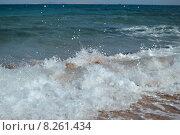 Морская пена. Стоковое фото, фотограф Эллина Туровская / Фотобанк Лори