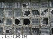 Купить «window broken damage destruction damages», фото № 8265854, снято 22 марта 2019 г. (c) PantherMedia / Фотобанк Лори