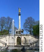 Купить «city monument bavaria munich bogenhausen», фото № 8272850, снято 23 марта 2019 г. (c) PantherMedia / Фотобанк Лори