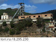 Купить «Monte Vecchio, Italy, former mining facility Miniere de Levante Costa Verde in Sardinia», фото № 8295230, снято 26 сентября 2010 г. (c) Caro Photoagency / Фотобанк Лори
