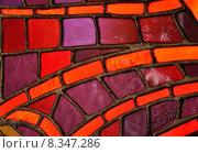 Купить «Stained glass window - church», фото № 8347286, снято 20 сентября 2018 г. (c) PantherMedia / Фотобанк Лори