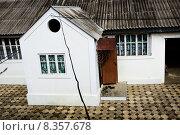 Небольшой дом старой планировки. Стоковое фото, фотограф Махсумов Шамиль / Фотобанк Лори