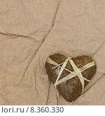 Купить «love paper heart volume manacle», фото № 8360330, снято 23 апреля 2019 г. (c) PantherMedia / Фотобанк Лори