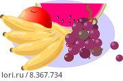 Купить «Fruit», иллюстрация № 8367734 (c) PantherMedia / Фотобанк Лори