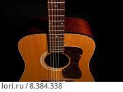 music instrument measure guitar frontally. Стоковое фото, фотограф Peter Lachnitt / PantherMedia / Фотобанк Лори