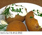 Купить «potato curds curd potatoe pellkartoffel», фото № 8412950, снято 16 июня 2019 г. (c) PantherMedia / Фотобанк Лори