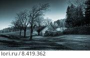 Купить «old ruin farmhouse expire austrians», фото № 8419362, снято 24 октября 2019 г. (c) PantherMedia / Фотобанк Лори