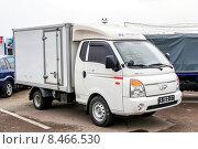 Купить «Hyundai Porter», фото № 8466530, снято 19 апреля 2012 г. (c) Art Konovalov / Фотобанк Лори
